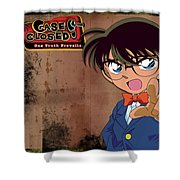 Detective Conan Shower Curtain