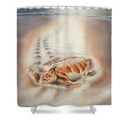 Mother's Heart  Shower Curtain