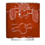 Device For Protecting Animal Ears Patent Drawing 1h Shower Curtain
