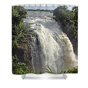 Devil's Cataract Shower Curtain