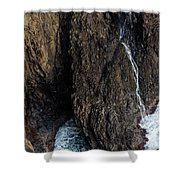 Devil's Cauldron Shower Curtain