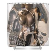 Devils Dance Shower Curtain