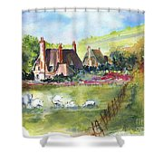 Devonshire Shower Curtain