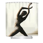 Devotion To Dance Shower Curtain