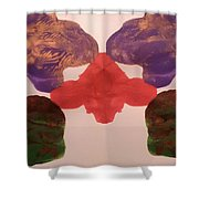 Devour Shower Curtain