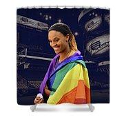 Dewanna Bonner Lgbt Pride 5 Shower Curtain