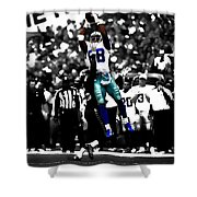 Dez Bryant Shower Curtain