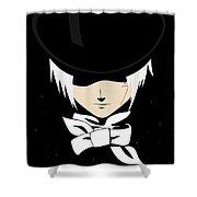 D.gray-man Shower Curtain