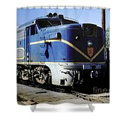 Dh 17 Alco Pa4u, Delaware Hudson, Watervliet, Long Island, New Shower Curtain