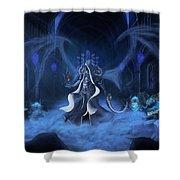 Diablo IIi Reaper Of Souls Shower Curtain