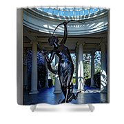 Diana The Huntress Shower Curtain