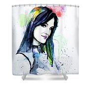 Dianne Van Giersbergen. Shower Curtain