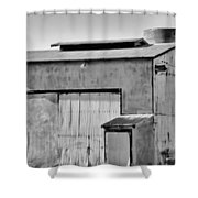 Diary Farm Shower Curtain