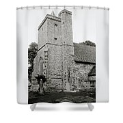 Dickens Great Expectations Shower Curtain