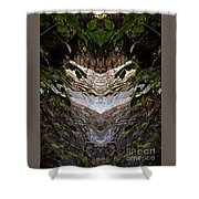 Did You See This One Coming Shower Curtain