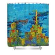 Differentiation Shower Curtain