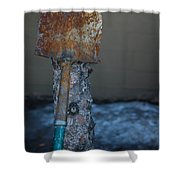 Dig Deep One Shower Curtain
