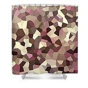 Digital Artwork 327 Shower Curtain
