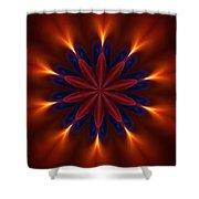 digital Doodle 110610B Shower Curtain