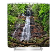 Dill Falls Shower Curtain