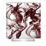 Dilusional Shower Curtain