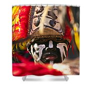 Dinagyan2 Shower Curtain