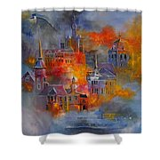 Dinant 670150 Shower Curtain