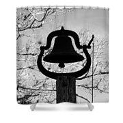 Dinner Bell Shower Curtain
