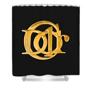 Dior Jewelry-1 Shower Curtain