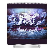 Direct Line Shower Curtain