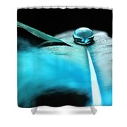 Discoveries Shower Curtain