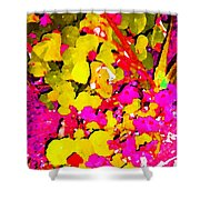 Discovering Joy Shower Curtain