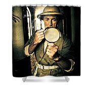 Discovery And Adventure Shower Curtain