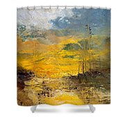 Discovery II Shower Curtain