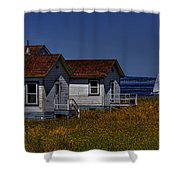 Discovery Park Homes Shower Curtain