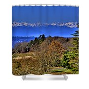 Discovery Park No.2 Shower Curtain