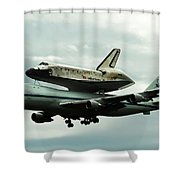 Discovery Riding Home Shower Curtain