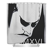 Discusted Man 2016 Shower Curtain
