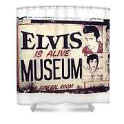 Disgraceland No. 2 Shower Curtain