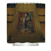 Dishonored Shower Curtain