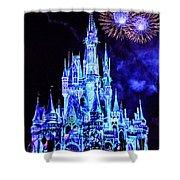 Disney 4 Shower Curtain