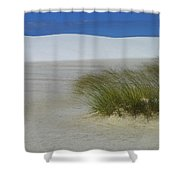 Dither Shower Curtain