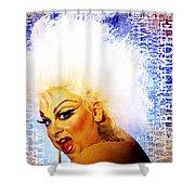 Divine 2 Shower Curtain