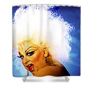 Divine 3 Shower Curtain