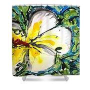 Divine Blooms-21167 Shower Curtain
