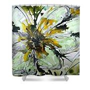 Divine Blooms-21170 Shower Curtain