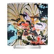 Divine Blooms-21171 Shower Curtain