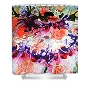 Divine Blooms-21175 Shower Curtain