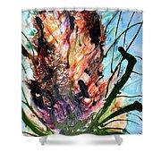 Divine Blooms-21177 Shower Curtain