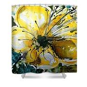 Divine Blooms-21179 Shower Curtain
